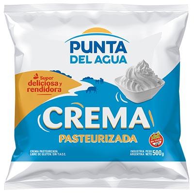 Crema Pasteurizada 500g