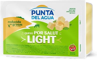 Queso <br />Por-Salut Light Porcionado